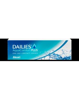 Dailies Aquacomfort Plus (30 lentes)