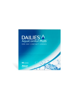 Dailies Aquacomfort Plus (90 lentes)