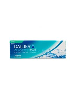 Dailies Aquacomfort Plus Toric (30 lentes)