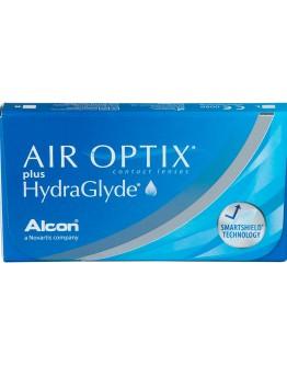 Air Optix Hydraglyde (6 lentes)