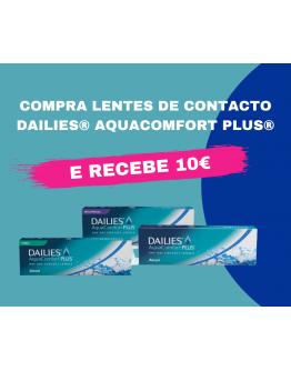 Dailies Aqua Comfort Plus 2X30 *CASHBACK