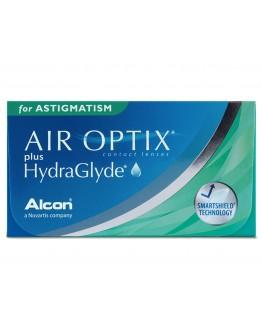 Air Optix Hydraglyde Toric (3 lentes)
