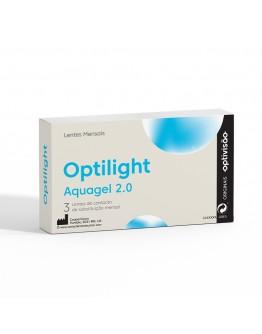 OPTILIGHT AQUAGEL 2.0 (3 lentes)