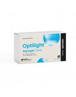 OPTILIGHT AQUAGEL TORIC (3 lentes)