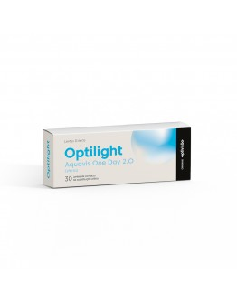 OPTILIGHT AQUAVIS ONE DAY 2.0 (30 lentes)