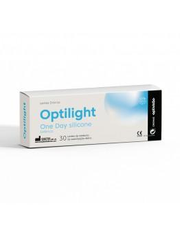 OPTILIGHT ONE DAY SILICONE (30 lentes)