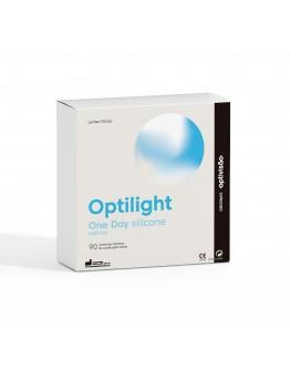 OPTILIGHT ONE DAY SILICONE (90 lentes)