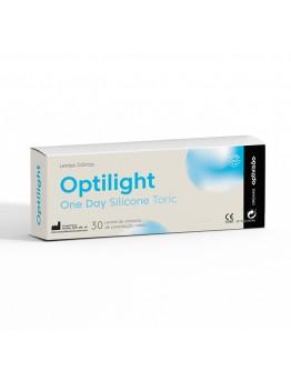OPTILIGHT ONE DAY SILICONE TORIC (30 lentes)